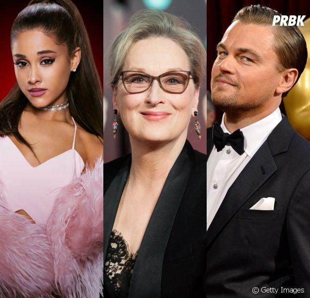 """Ariana Grande, Meryl Streep e mais: veja o elenco de """"Don't Look Up"""", da Netflix"""