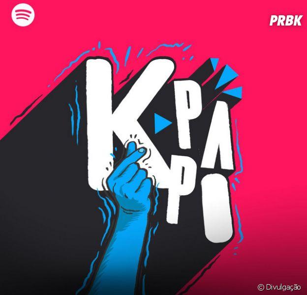 Kpapo é um podcast original do Spotify, com Babi Dewet e Érica Imenes, que fala justamente sobre o universo do K-Pop