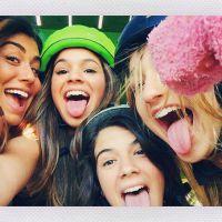 Bruna Marquezine e Sasha aparecem juntas em foto radical no Instagram