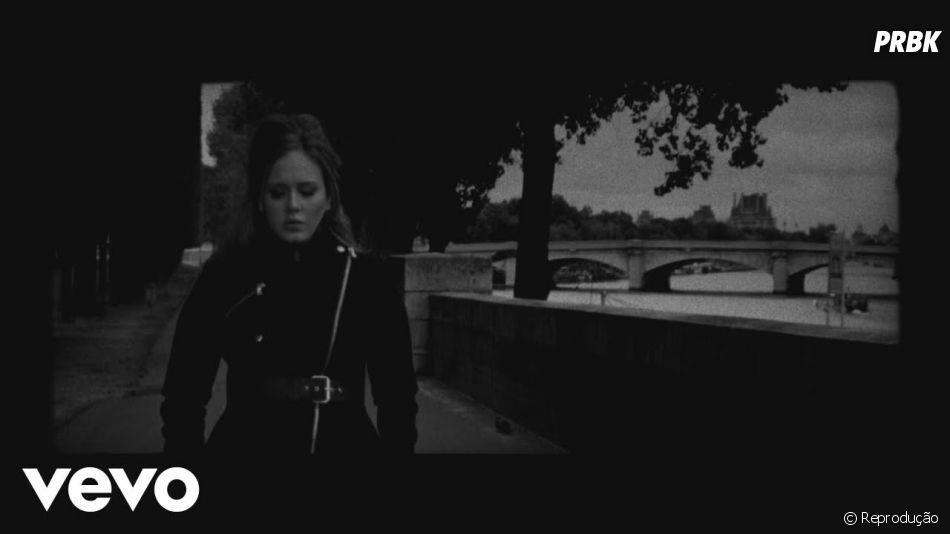 Adele aparece mais magra e levanta várias questões sobre o assunto