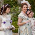 """""""Bridgerton"""": Ruth Gemmell como a matriarca Violet Bridgerton é incrível!"""