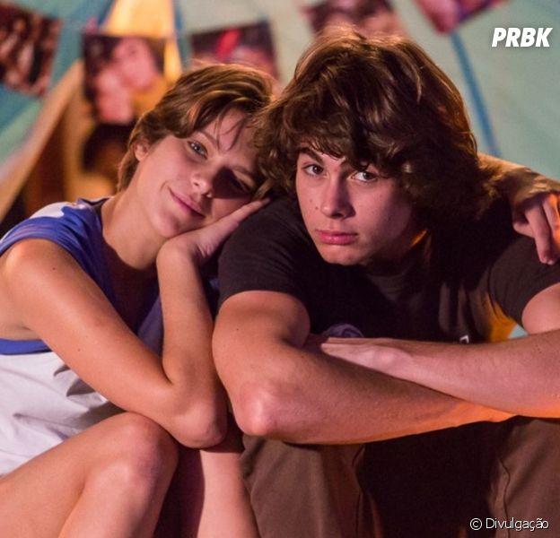 """""""Malhação: Sonhos"""": entre Pedro (Rafael Vitti) e Karina (Isabella Santoni), quem você é?"""