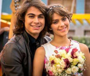 """Isabella Santoni e Rafael Vitti arrasavam em """"Malhação: Sonhos"""" e agora você vai poder rever essa química na Globo"""