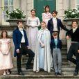 """""""Bridgerton"""": bate recorde de audiêcia na Netflix"""