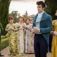 """""""Bridgerton"""" bateu todos os recordes da Netflix e se tornou a série mais vista do serviço"""