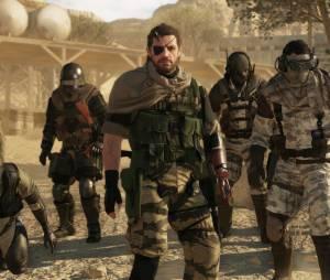 """Snake volta para o campo de batalha no Afeganistão em """"Metal Gear Solid V: Phantom Pain"""""""
