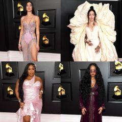 Quem se vestiu melhor no Grammy 2021? Escolha seu preferido na batalha de looks!