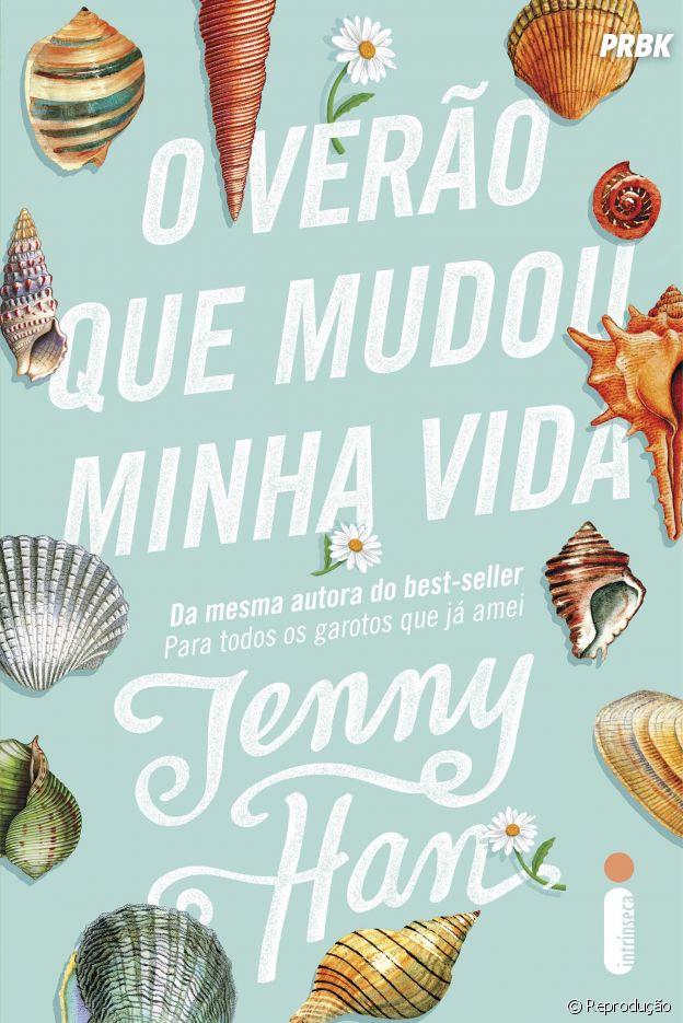 """""""O Verão Que Mudou Minha Vida"""" é outra trilogia de Jenny Han, autora de """"Para Todos Os Garotos Que Já Amei"""""""