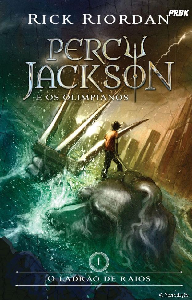 """Percy Jackson e os Olimpianos"", de Rick Riordan, vai virar série no Disney+"