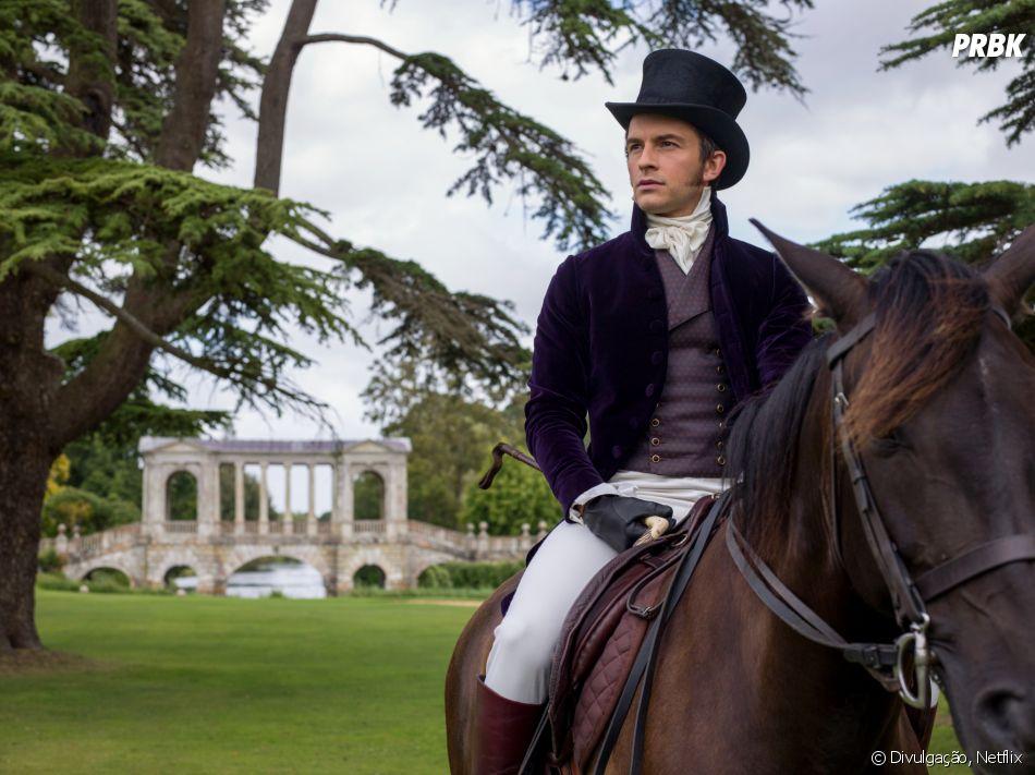 """Bridgerton"": segunda temporada da série terá foco em   Anthony Bridgerton (Jonathan Bailey)"