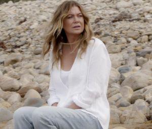 """""""Grey's Anatomy"""": teaser do próximo episódio mostra Meredith (Elllen Pompeo) decidindo se fica na praia"""
