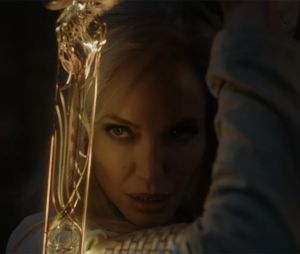 """Marvel divulga primeiras imagens de """"Os Eternos"""", com Angelina Jolie"""