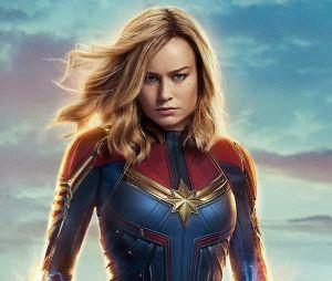 """""""The Marvels"""" será o título do próximo filme da Capitã Marvel (Brie Larson)"""