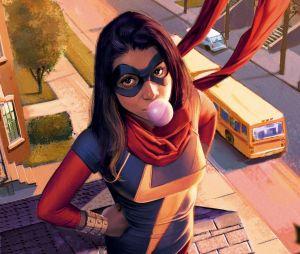 """Marvel: personagem Kamala Khan, a Ms. Marvel (Iman Vellani) está confirmada em """"Capitã Marvel 2"""""""