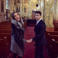 Nick Jonas vai se casar? Olivia Culpo, namorada do astro, compartilha foto suspeita na igreja!