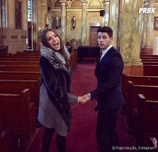 Nick Jonas e Olivia Culpo vão se casar?