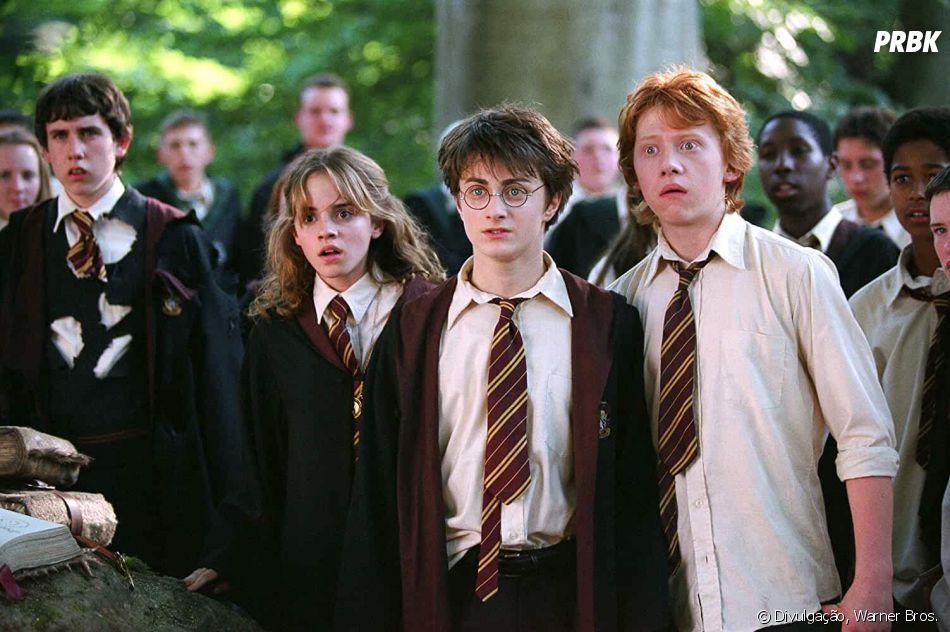 """Os filmes da saga """"Harry Potter"""" já lucraram cerca deUS$ 8,537 bilhões"""