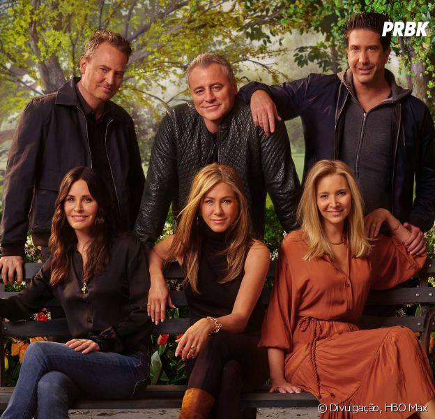 """""""Friends"""": 5 coisas que faltaram na reunião da série"""