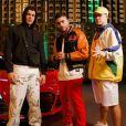 Arón Piper está no Brasil gravando clipe de funk com Kevinho e MC Jotappê