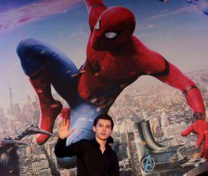 Tom Holland, o Peter Parker em 'Homem-Aranha', protagonizará o próximo filme 'Homem-Aranha: Sem Volta Para Casa'