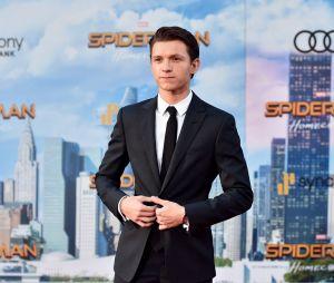 Tom Holland, o Peter Parker em 'Homem-Aranha'. O ator continuará como Homem-Aranha no terceiro filme da franquia