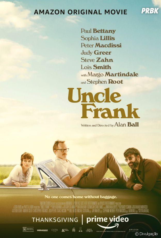 """Uncle Frank"""