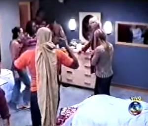 Xuxa no Big Brother Brasil em 2002