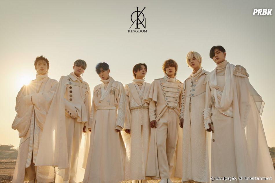KINGDOM teve seu debut em fevereiro de 2021