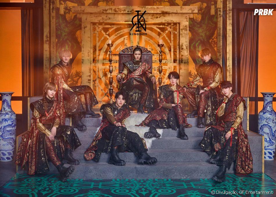 """KINGDOM: a música """"KARMA"""" já parece ser uma das preferidas dos fãs de K-pop"""