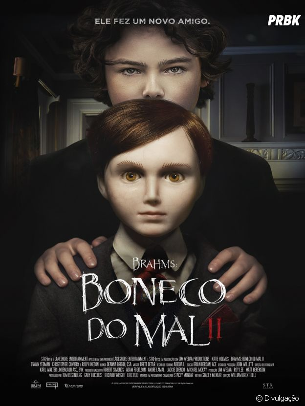 Brahms: Boneco do Mal II - 2020