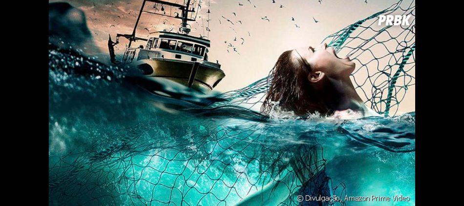 """Em """"A Maldição da Sereia"""", uma sereia é arrancada do Pacífico e sua cauda cortada. Jogada em um lar de deficientes mentais, ela precisará provar sua origem para voltar a sua casa: o mar"""