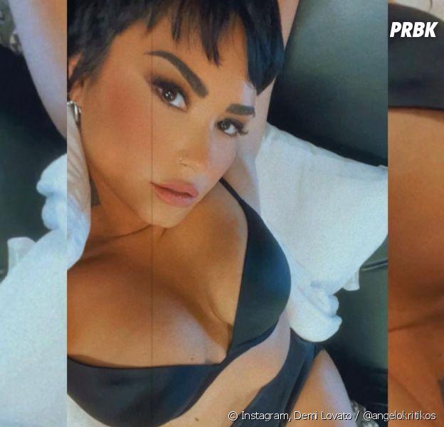 Demi Lovato estrela primeira cena de sexo em gravação