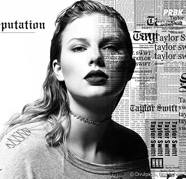 """Há teorias dos fãs de que """"reputation"""", de Taylor Swift, é dividido em duas partes"""
