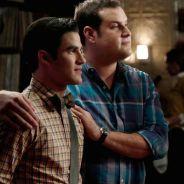 """Em """"Glee"""": Na 6ª temporada, Kurt (Chris Colfer) vê Blaine e Karofsky juntos!"""