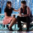"Em ""Glee"", Rachel (Lea Michele) faz uma visita à Will (Matthew Morrison)"