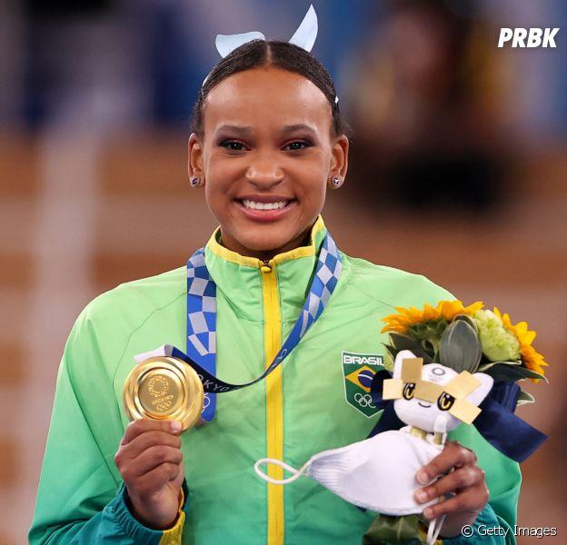 Ouro de Rebeca Andrade nas Olimpíadas de Tóquio é um marco para o Brasil