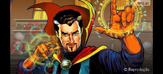 Benedict Cumberbatch vai interpretar o Doutor Estranho na produção da Marvel