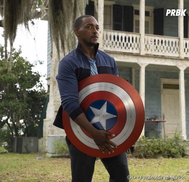 """Anthony Mackie será protagonista de """"Capitão América 4"""". Listamos 6 coisas que queremos ver no filme"""