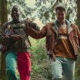 """""""Sex Education"""": vamos ver mais sobre o novo casal   Eric (Ncuti Gatwa) e   Adam (Connor Swindells)"""