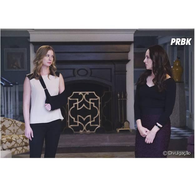 """Emily e Victoria podem ficar mais amigas na 4ª temporada de """"Revenge"""""""