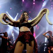 """Anitta e Valesca Popozuda se encontram no """"Chá das Divas"""": veja as melhores fotos do show!"""