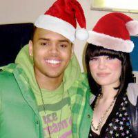 Jessie J arrasou no twerk! Chris Brown lançou desafio de Natal e ela entrou na brincadeira