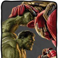 """De """"Os Vingadores 2"""": Hulk, Homem de Ferro e Thor aparecem em novas artes divulgadas"""