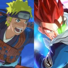 """Duelo: """"Dragonball Xenoverse XV"""" ou """"Naruto Shippuden 4""""? Qual game mais esperado para 2015?"""