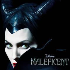 """Angelina Jolie mostra seu lado sombrio no primeiro pôster de """"Malévola"""""""