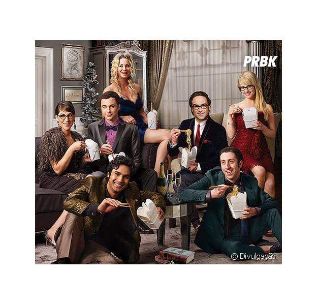 """Produtor de """"The Big Bang Theory"""" conta detalhes sobre casamento de Leonard (Johnny Galecki) e Penny (Kaley Cuoco)!"""