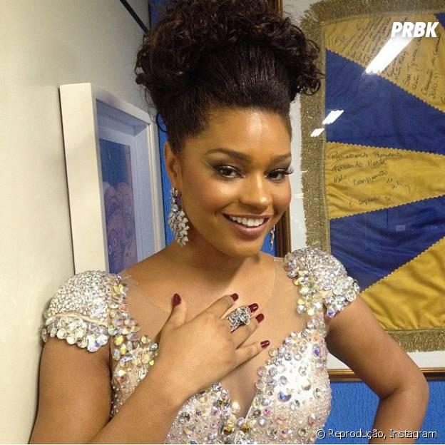Juliana Alves também é uma das estrelas da Globo