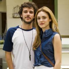 """Novela """"Sete Vidas"""": Isabelle Drummond e Jayme Matarazzo aparecem juntos em novas fotos da trama"""