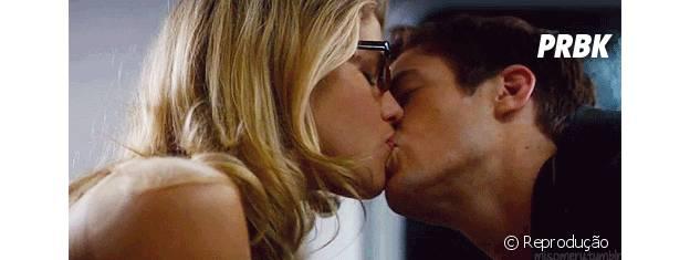 Beijou a Felicity!