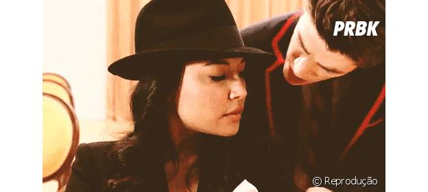 Seduzindo a Santana!